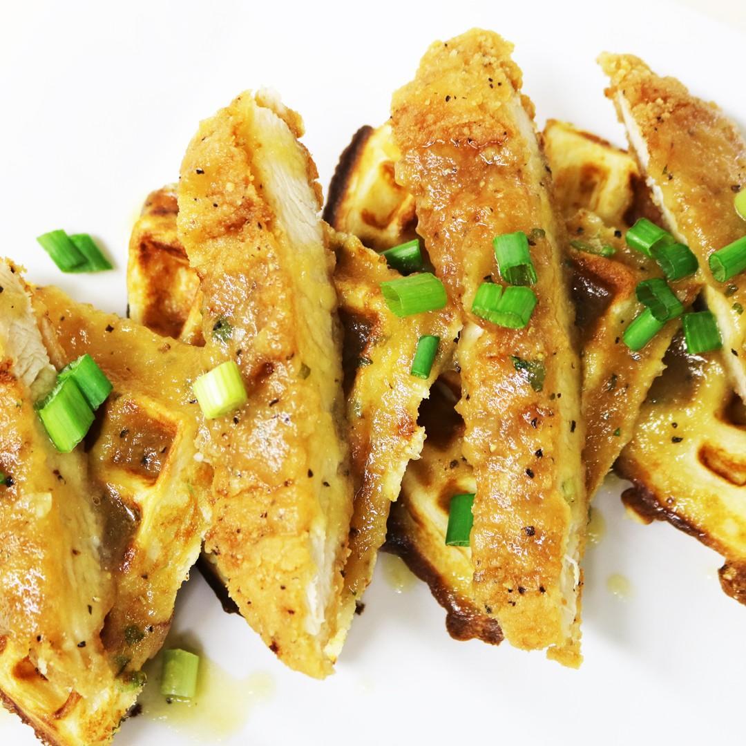 Potaffle (Potato Waffles)